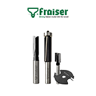 Straight Router Bits for electro-milling machine
