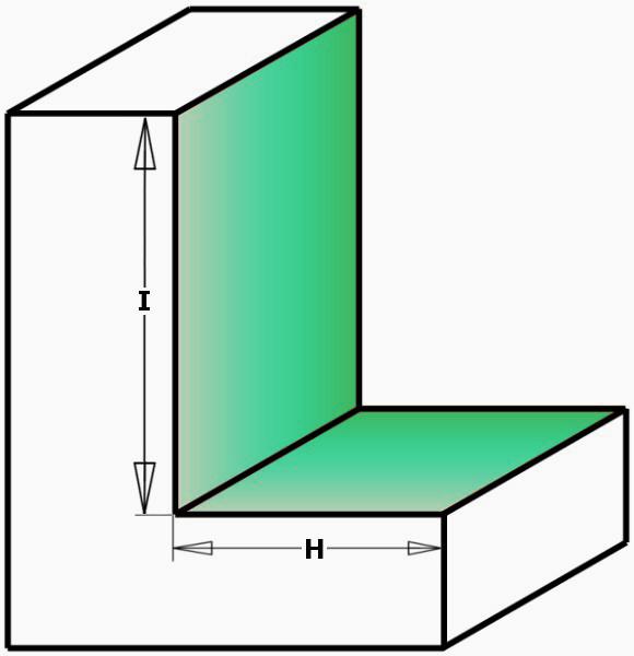 Fraiser FR.105 - Fresa a gradino HW - dimostrazione 1