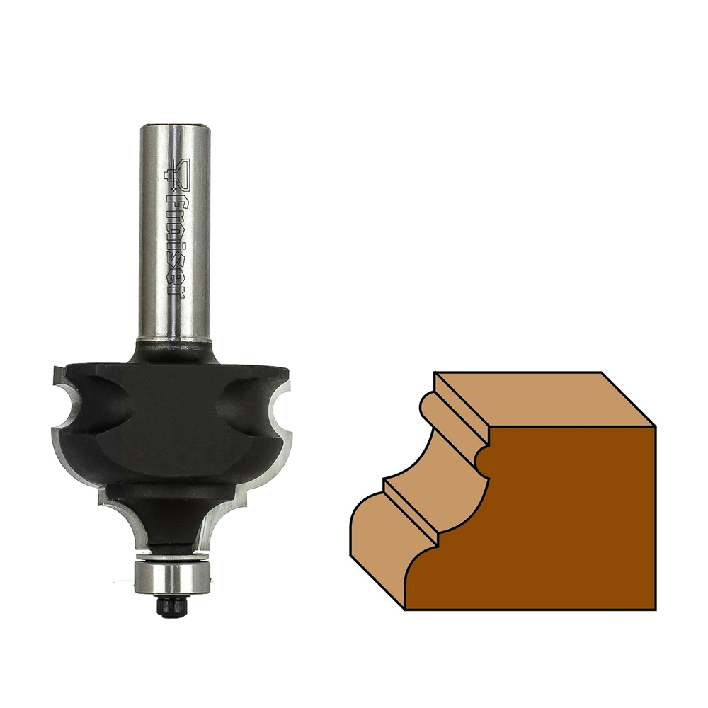 Molding Router Bits [Type A] - Type 1
