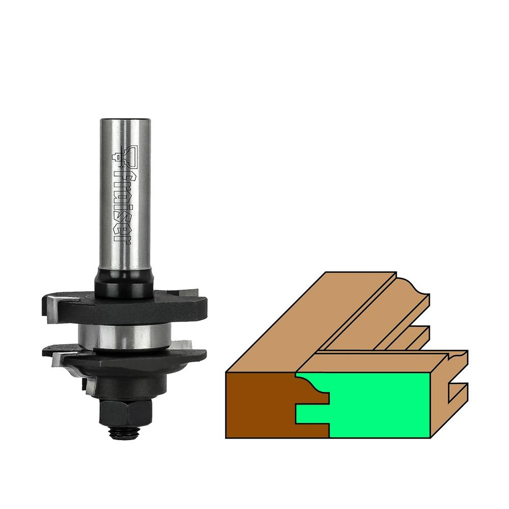 Stile And Rail Router Bit [Model B]