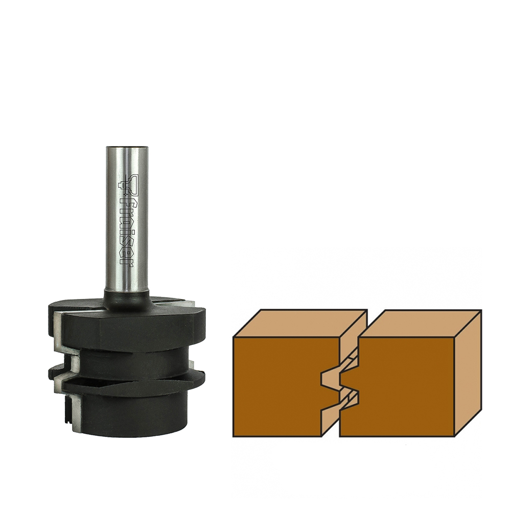Male Female Router Bits [D]