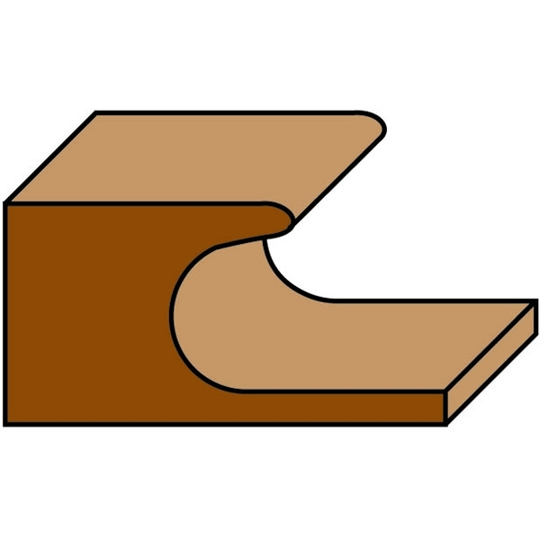 Fresa per Maniglie Z=2 | Fraiser - esempio fresata