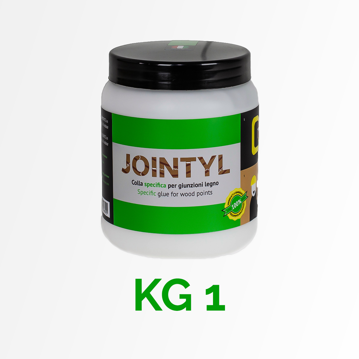 Vinyl Glue for Wood Joint [SPECIFIC] KG 1 - JOINTYL