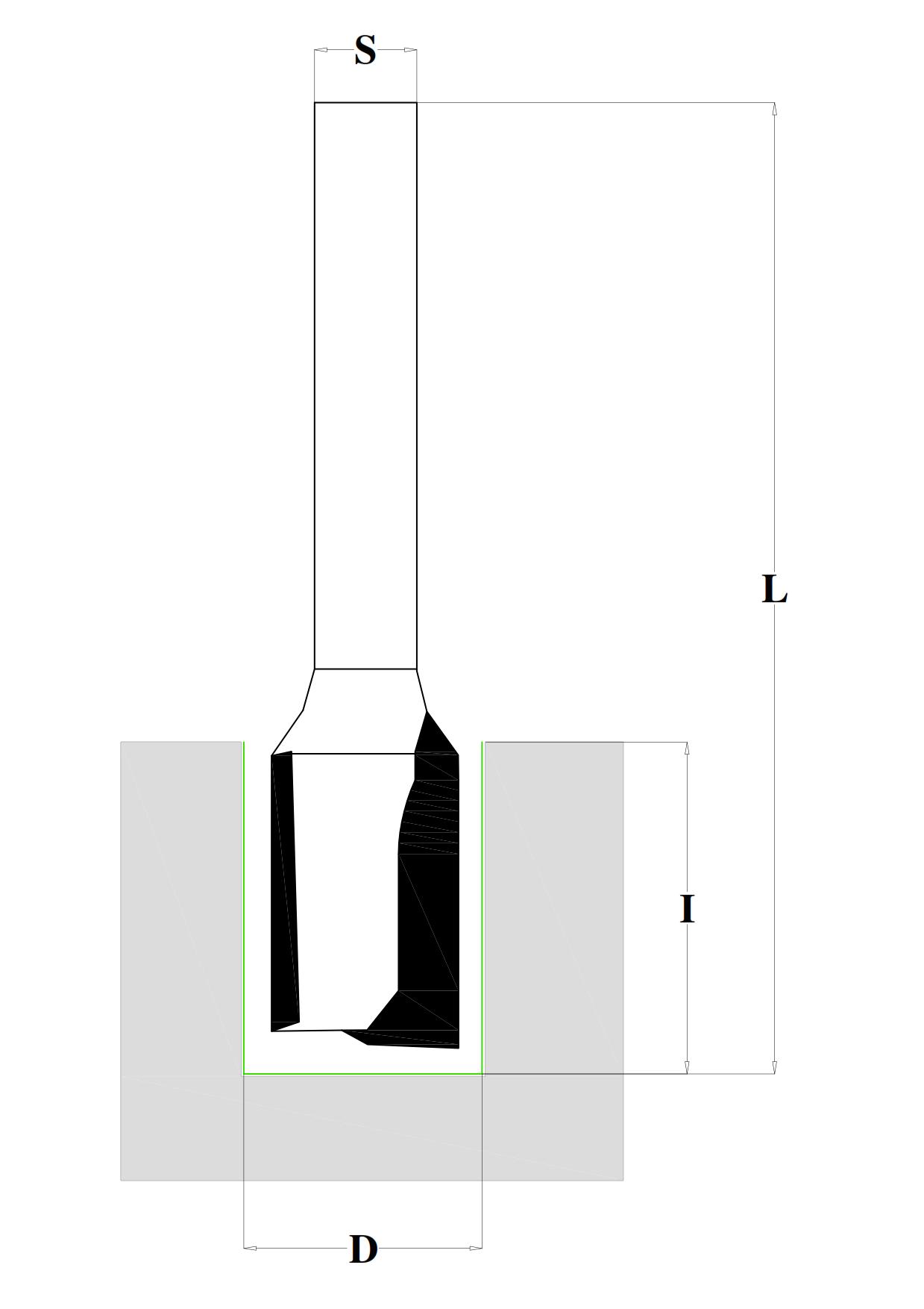 Fraiser FR.106 - Router cutters HW - technical design