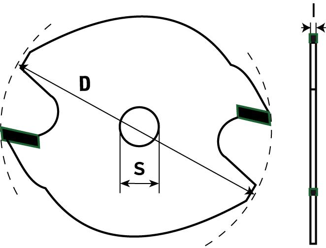 Fraiser FR.112 - Slot cutter - techincal design
