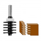 Finger Joint router bits