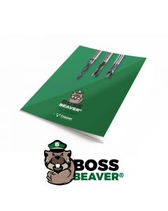 Boss Beaver Printed Catalog