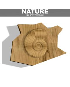 Nature | Low relief carving files