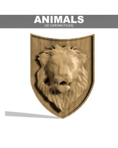 Animals | Low relief carving files