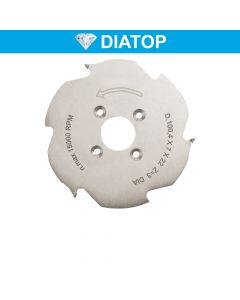 """PKD diamond Groove cutter for """"lamello - clamex p"""" joints"""