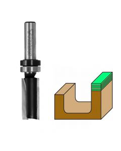 Pattern Router Bits with Bearing