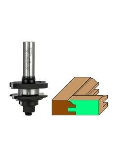 Stile And Rail Router Bit [Model B]