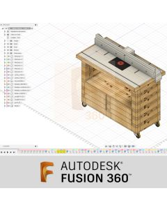 Autodesk Fusion360 3D Projects Files