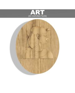 Art | Low relief carving files
