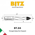 Dowel Drills Bits [Through holes] | BITZ