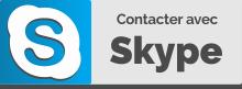 Contactez-nous par Skype